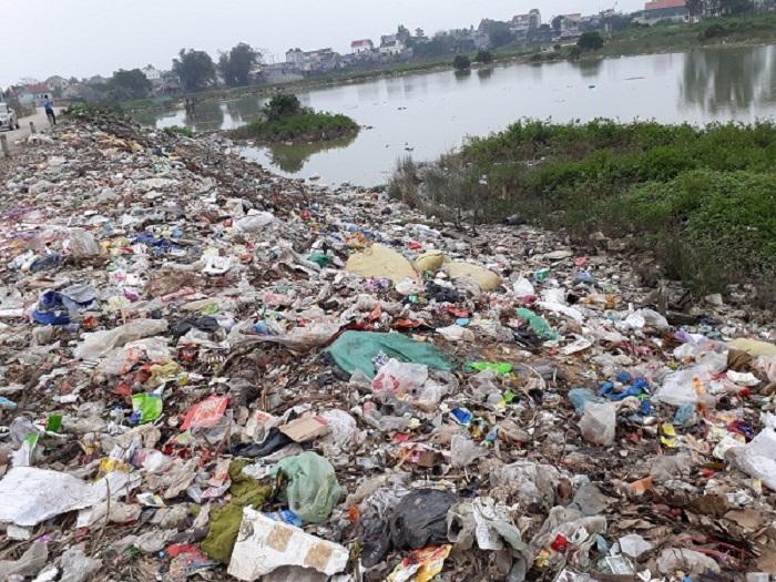 ô nhiễm môi trường do con người