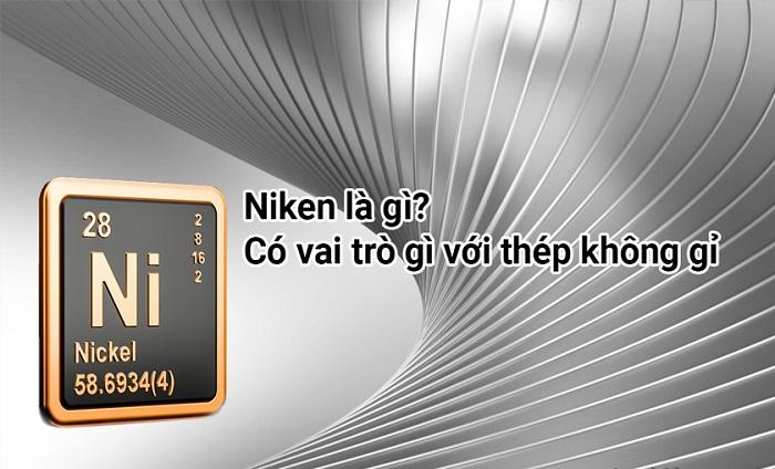 niken là gì
